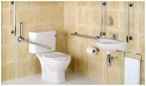 Disability bathrooms southern green homes cork - Disability bathroom design ...